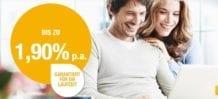 Renault Bank Festgeld bis 1,9 %