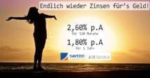jt bank savedo festgeld Österreich