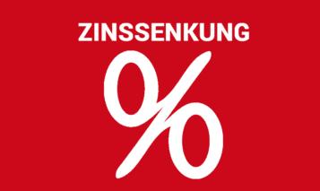 Zinssenkung