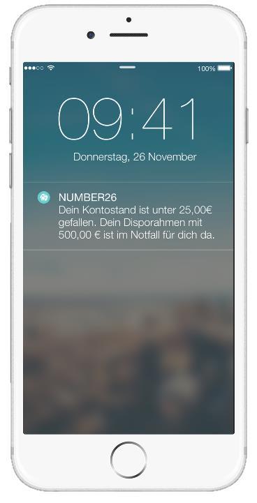 number26-kostenwarnung