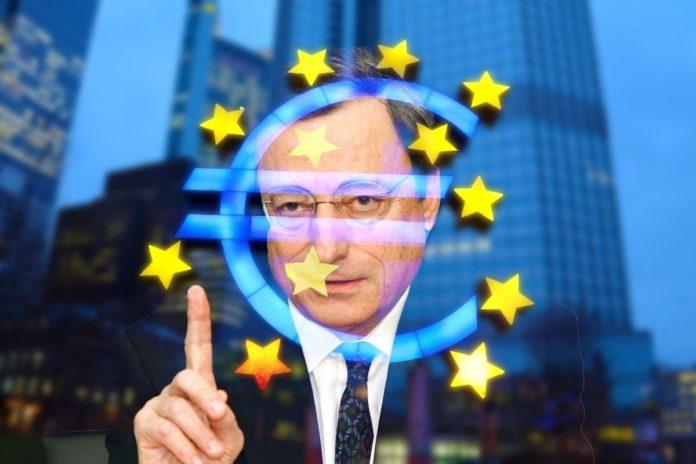 EZB Präsident Draghi