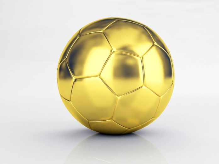 fußball gold