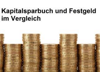 Kapitalsparbuch Festgeld