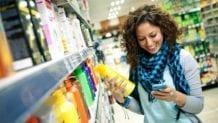 Shopping via Facebook Marketplace