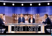 Wahlen in Frankreich - Duell zwischen Macron & Le Pen