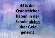 Umfrage der ING DiBa Austria 2017
