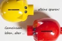Österreichische Paare führen ihre Finanzen gerne getrennt