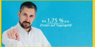 ing diba neukunden aktion direkt-sparen tagesgeld 1,75% Zinsen 2018