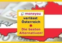 Die besten Alternativen zu Moneyou Österreich