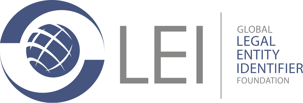 GLEIF: Global Legal Entity Identifier Foundaition - Verwaltet alle LEI Nummern weltweit