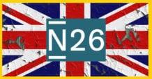 N26 Brexit - Die Smartphone Bank N26 schließt alle Konten in Großbritannien am 15. April 2020