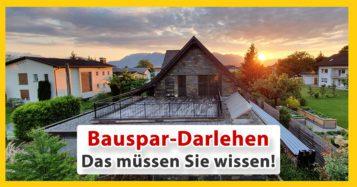 Bauspardarlehen in Österreich