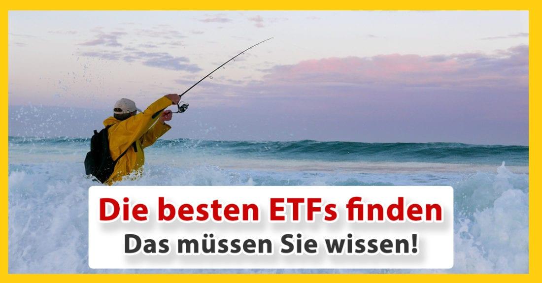 Die besten ETFs finden - So geht die ETF-Suche