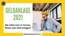 Geldanlage 2021 - Wo sollte man 2021 sein Geld anlegen & investieren in Zeiten von Corona?