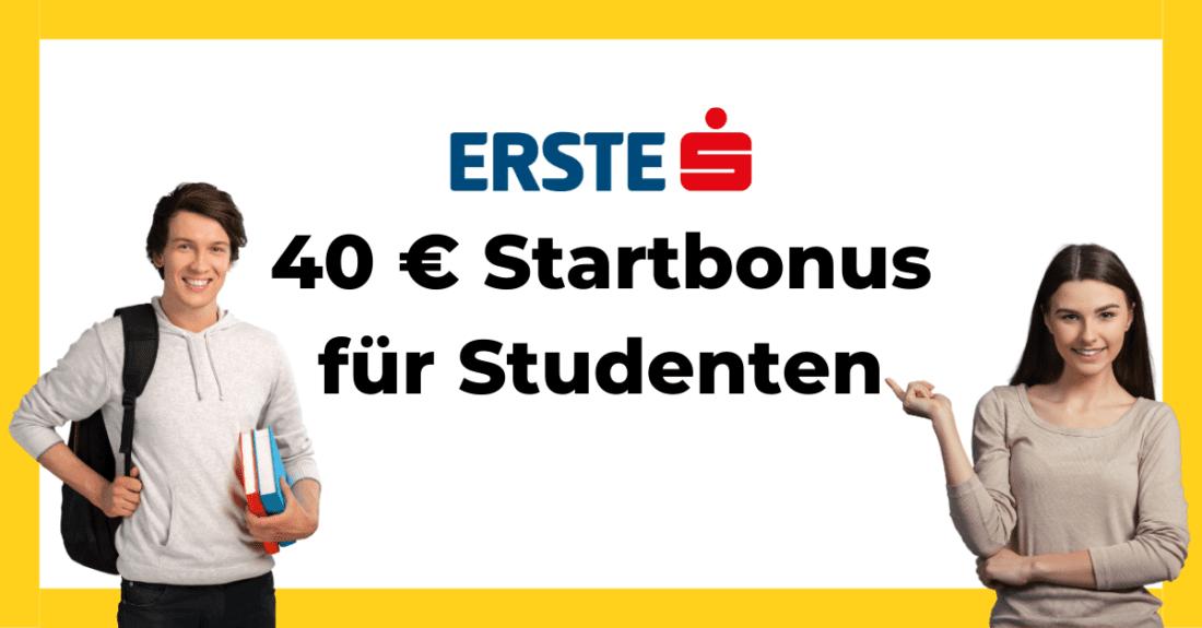 Erste Bank Studentenkonto