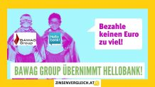 BAWAG Group übernimmt Hello Bank - Wird zu Easybank
